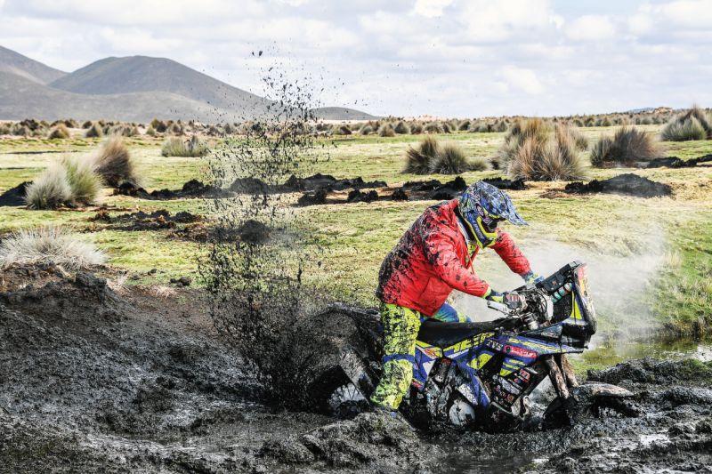 new, bike, india, dakar, 2018, peru, bolivia, argentina, rally raid, tvs, sherco, hero, motosports, team, cs santosh, joaquim rodrigues, oriol mena, kp aravind, adrien metge, juan pedrero, riders, news, latest