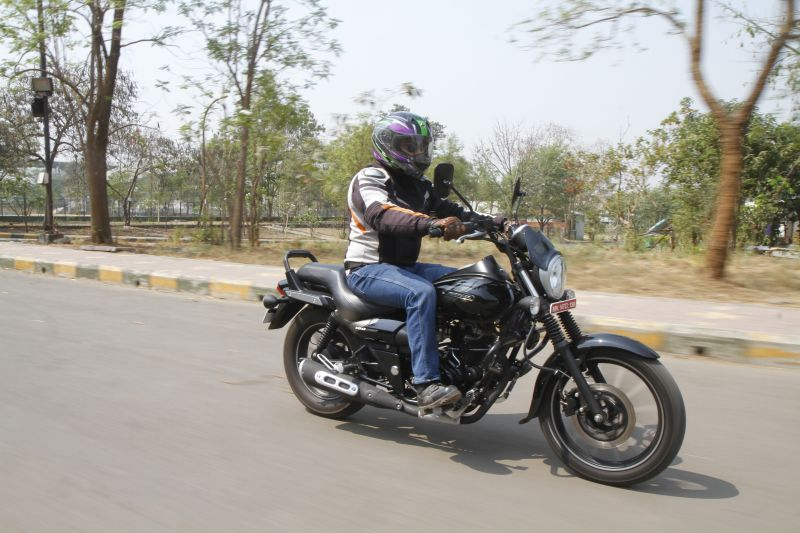 First Ride Review – Bajaj Avenger 180 Street Launched and Ridden