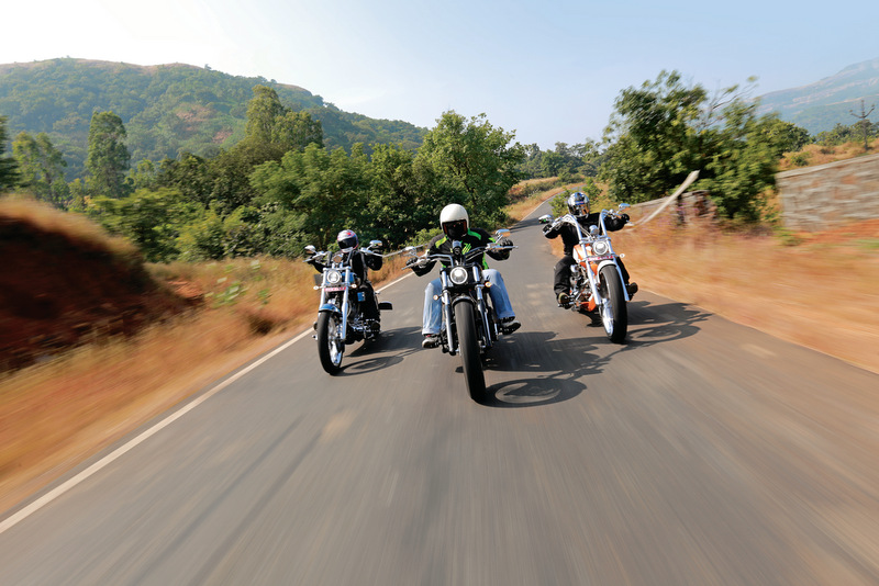 The Avantura Choppers lineup defiitely looks the part of big, bad mile-munchers-001