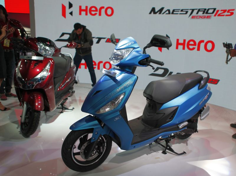 Hero Duet 125 and Maestro 125 launcing in India soon