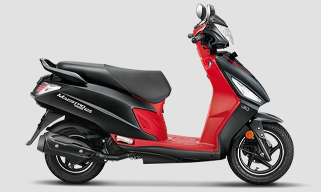 125 cc scooters india