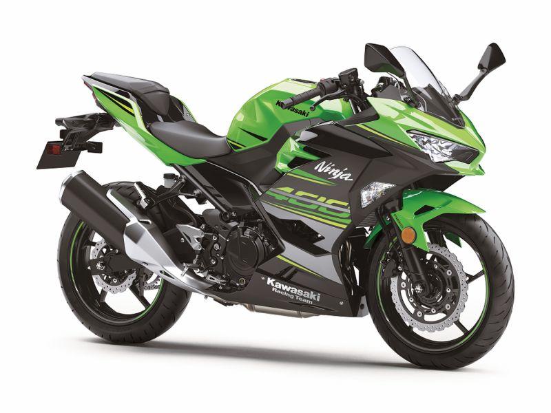 new, bike, india, kawasaki, ninja 400, sports, motorcycle, green, price, details, launch, news, latest
