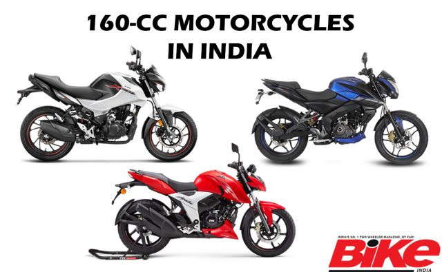 Best 160 Cc Bikes In India Bike India