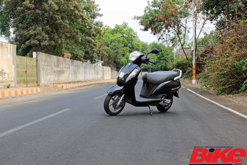 We do a road test to find out which is the fastest 125-cc scooter in India.