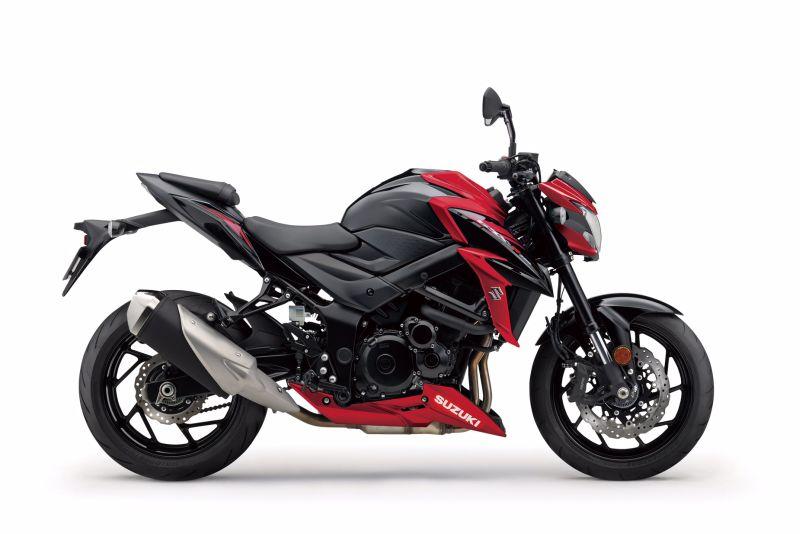 Suzuki GSX-S750_Red_Right Web