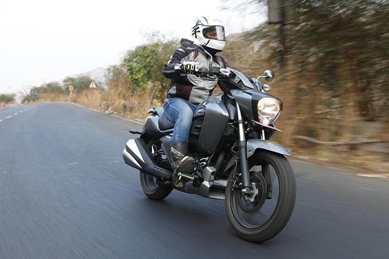 Suzuki Intruder 150 Cruiser Road Test Review