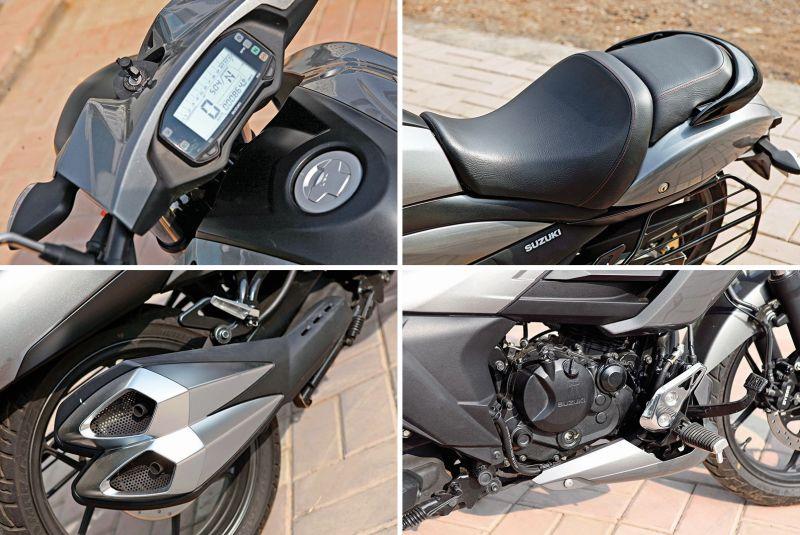 Suzuki Intruder 150 Cruiser Road Test Deatail Review