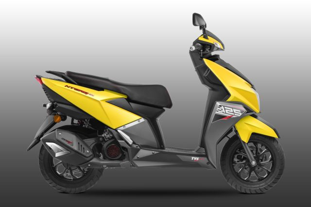 125 cc scooters in india