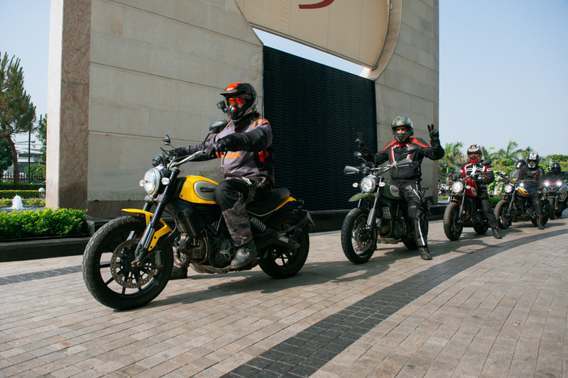 Ducati Dream Tour to start 2 July