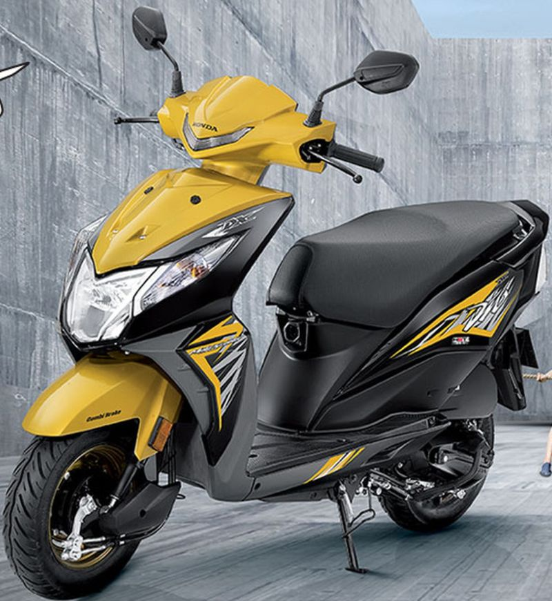Image Result For New Dio Bike