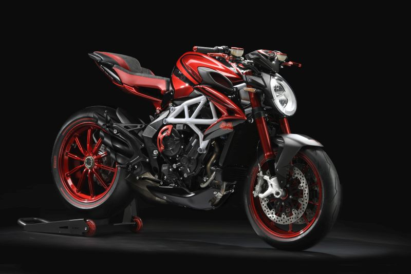 We look at the new MV Agusta Brutale 800 RR LH44 made in collaboration with Lewis Hamilton