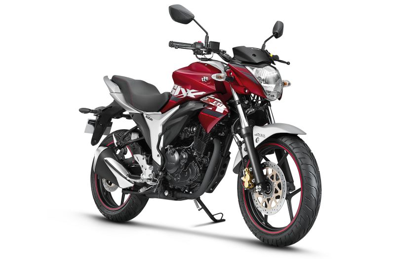 New Suzuki Gixxer with ABS 2018 launched in India