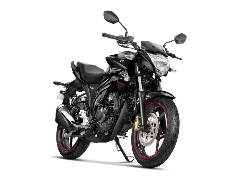 New Suzuki Gixxer with ABS launched in India