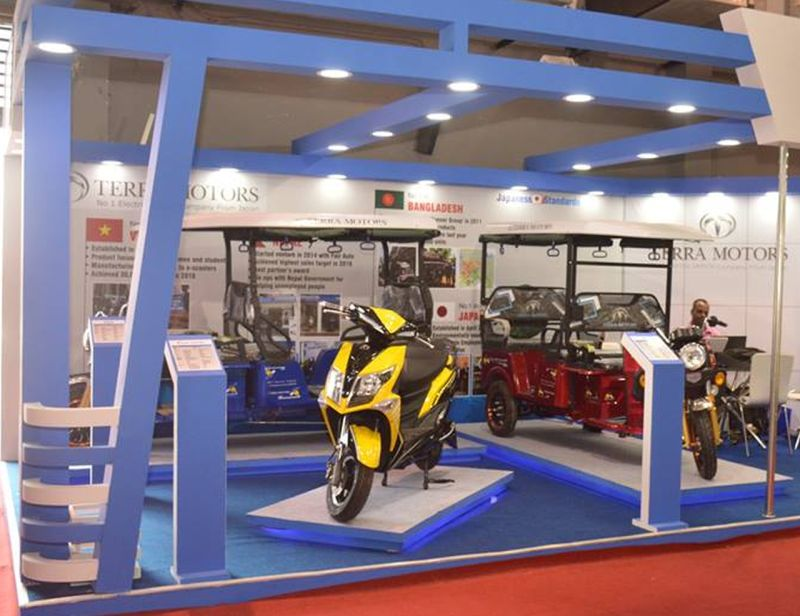 Japanese electric vehicle manufacturer, Terra Motors, announce new plans for Indian market.