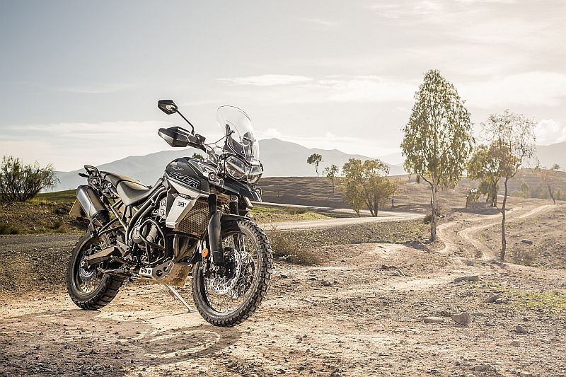 Triumph Tiger sales just passed the 900 units delivered milestone