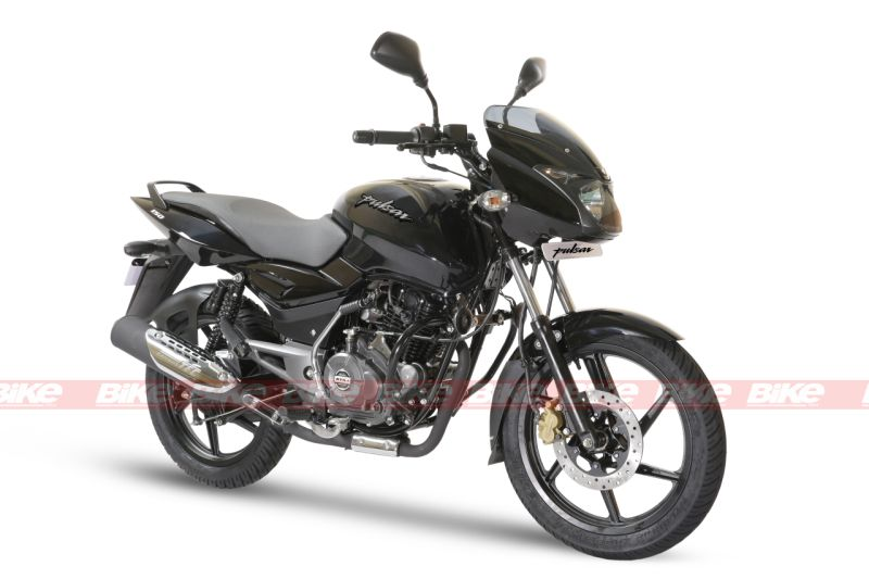 Bajaj Pulsar 150 Classic is a stripped-down variant priced at Rs 67,437