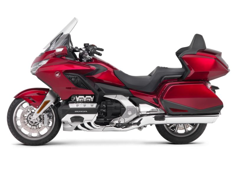 2018 Honda Gold Wing deliveries commence