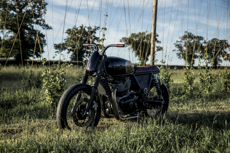 Royal Enfield unveiled three uber-cool motorcycles at Wheels and Waves.
