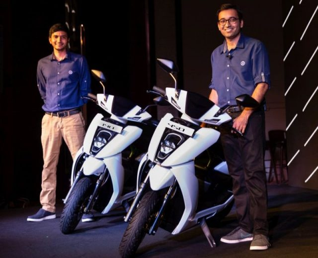 We take a look at the new electric scooters from Ather and their features.
