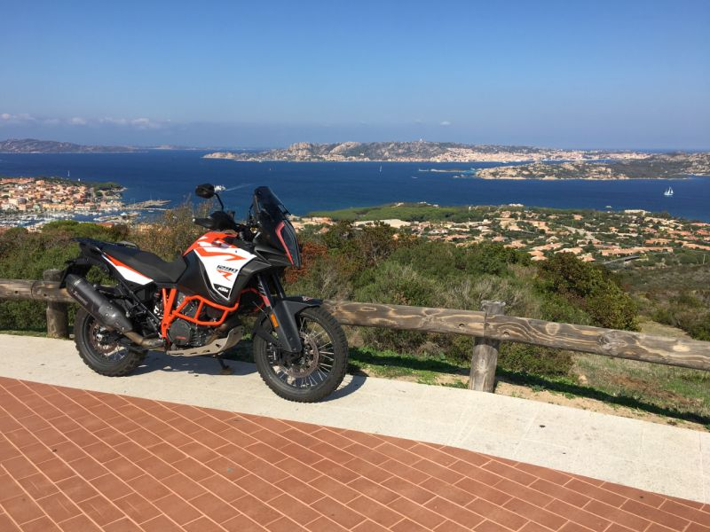 KTM to launch the 390 Adventture in 2019.