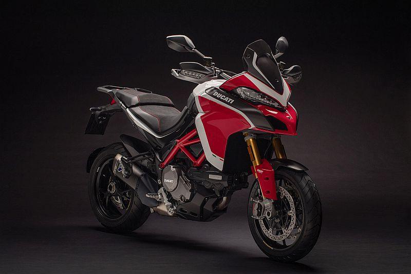 Ducati Multistrada 1260 Pikes Peak launched in India