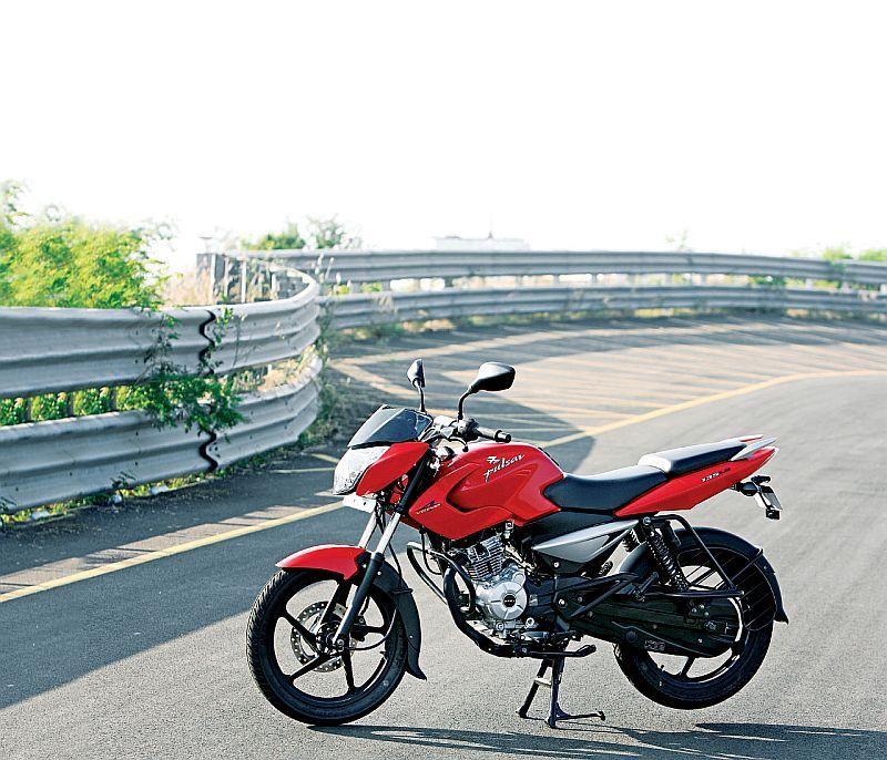 Bajaj wants to focus on the 125-cc to 150-cc segment