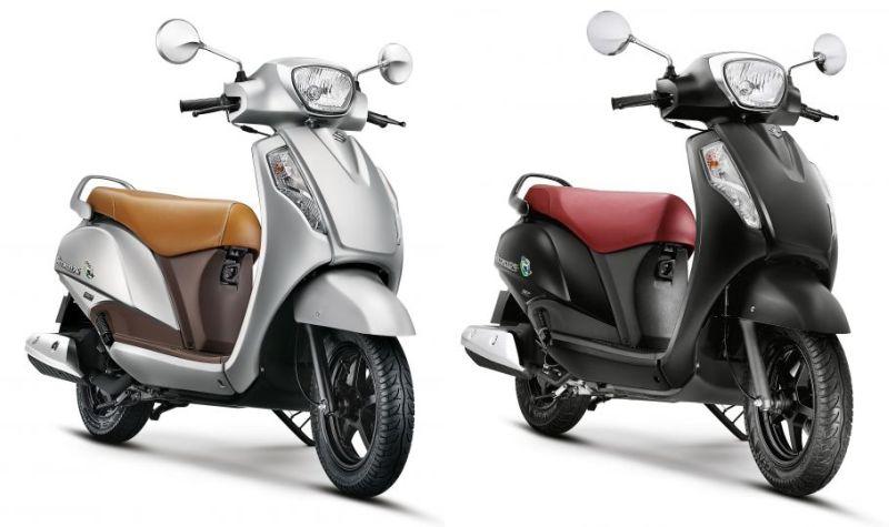 Suzuki Access 125 CBS Siver Special Edition