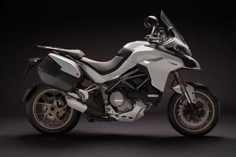 Take a look at our launch report of the new Ducati Multistrada 1260 and 1260 S.