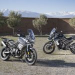 First Ride Triumph Tiger XRt and XCa: The Tiger in the Hills