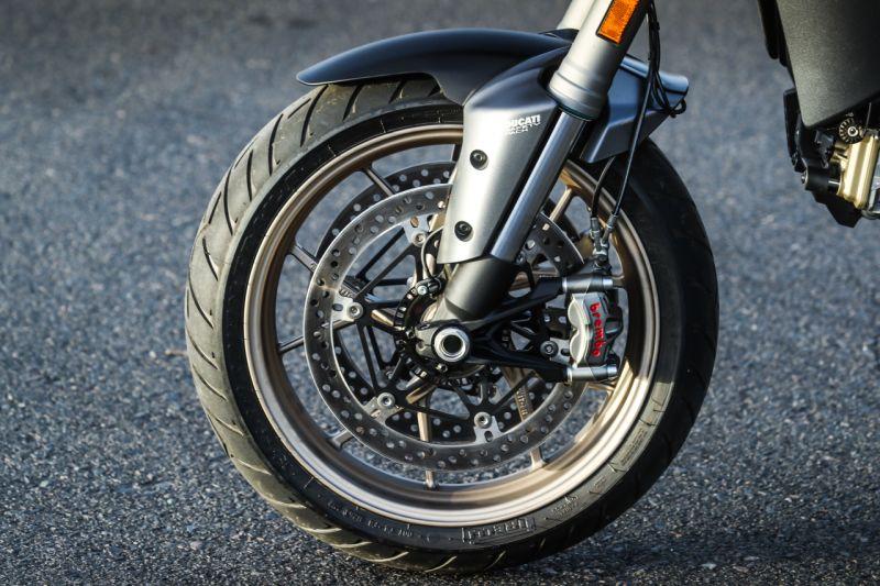Ducati Multistrada 1260 S first ride in Spain - Roland Brown