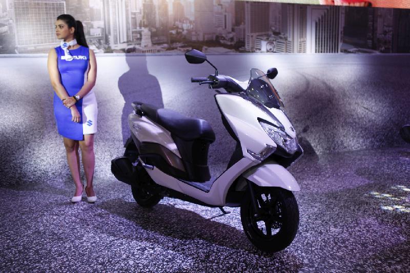 2018 Suzuki Burgman Street India Launch Date Annouced