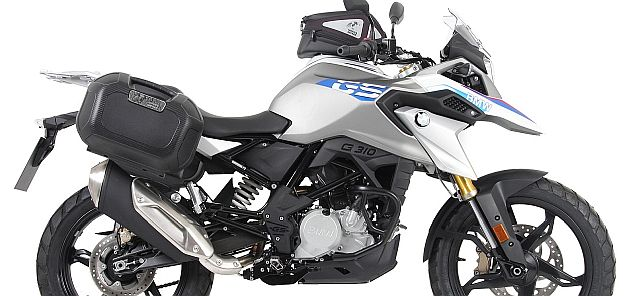 BMW G 310 GS After-market Accessories and Prices Launched