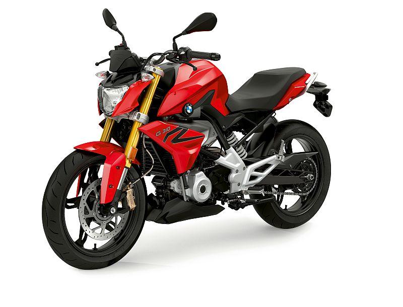 BMW Motorrad updates G 310 R with new a colour scheme