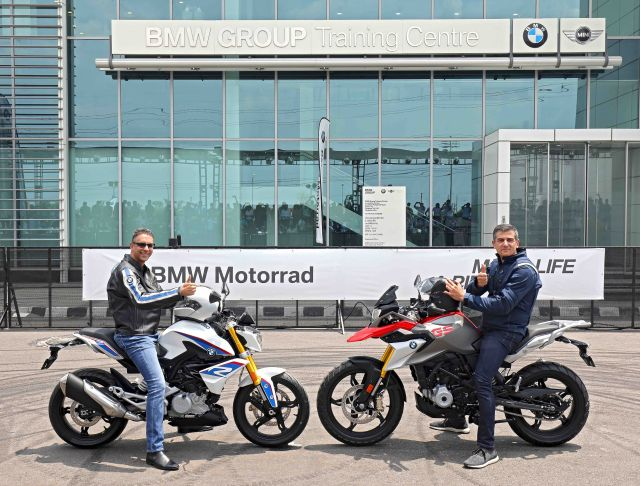 The much-awaited Bavarian motorcycles have been launched in India