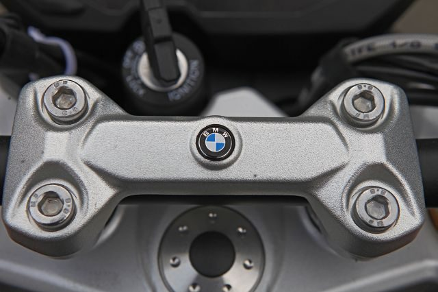 BMW Motorrad G 310 R quality and detailing is top-notch
