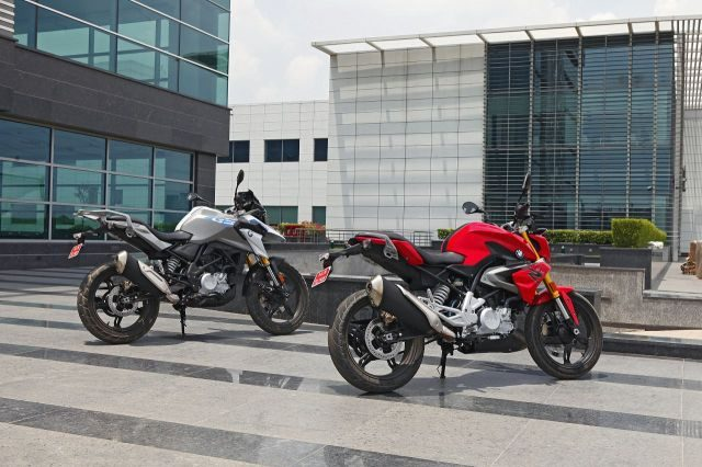 BMW G 310 R test ride rivew in India