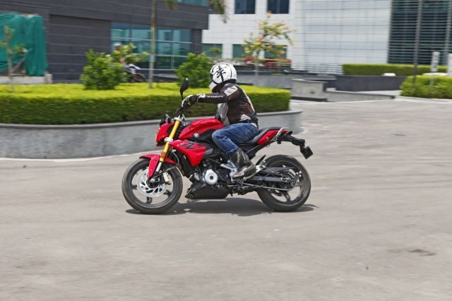 Made in India BMW Motorrad G 310 R test review by Bike India