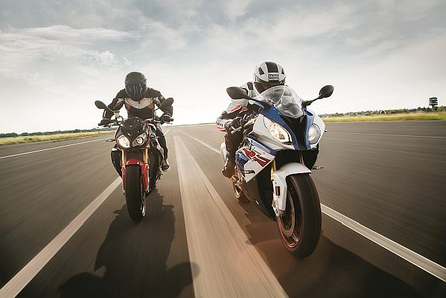 BMW Motorrad offers three year warranty as standard