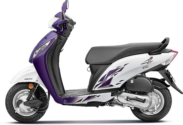The new upgraded Honda Activa-i has just been launched at a great price of Rs 50,010