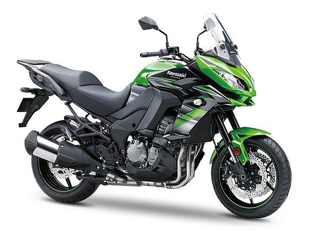 Kawasaki India's Versys 1000 Discontinued