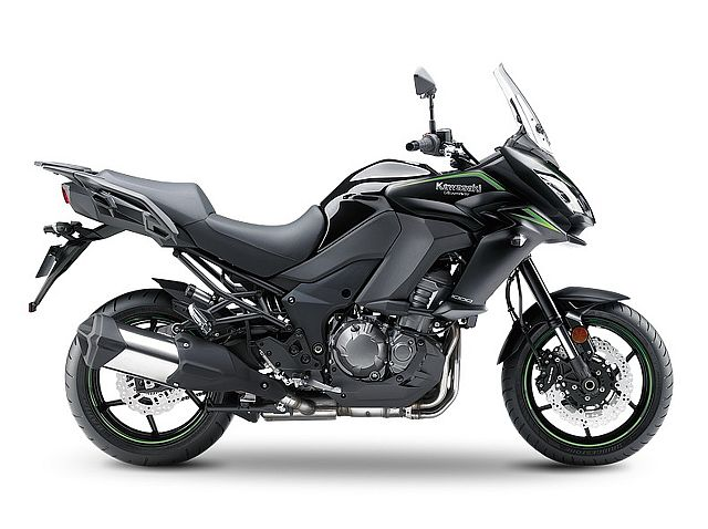 Kawasaki India's Versys 1000 Discontinued