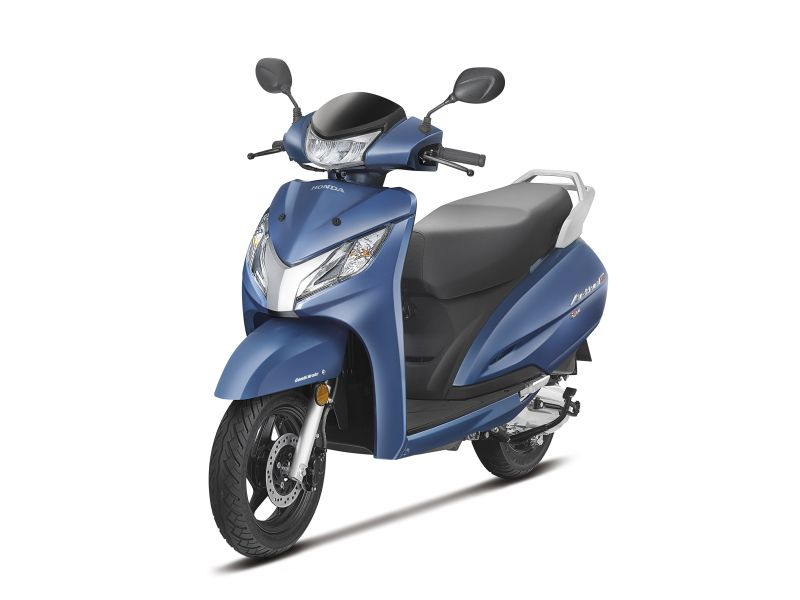 New features of 2018 Honda Activa125 scooter