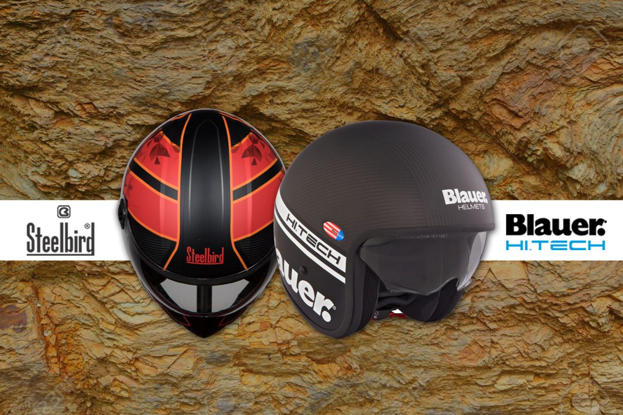 Steelbird Helmets sign on an exclusive tie-up with Blauer HT