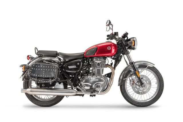 The Benelli Imperiale 400 aims to take on Royal Enfield