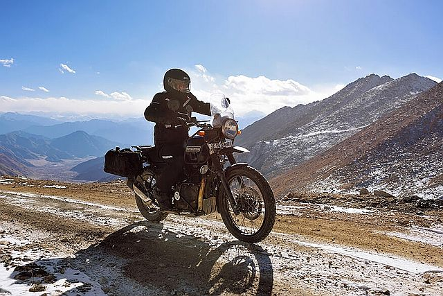 Royal Enfield Himalayan Launched With ABS