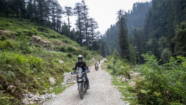 Royal Enfield Unroad Himachal