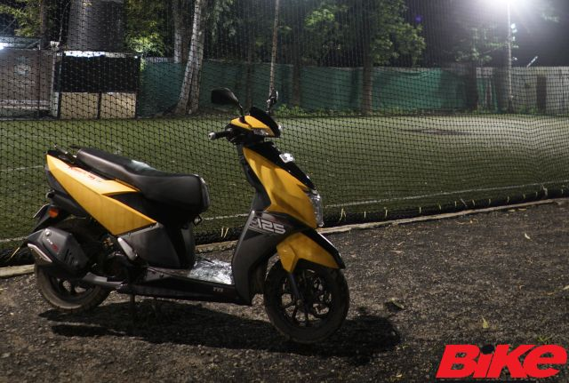 A brief report on what the TVS Ntorq 125 is like to use on a daily basis