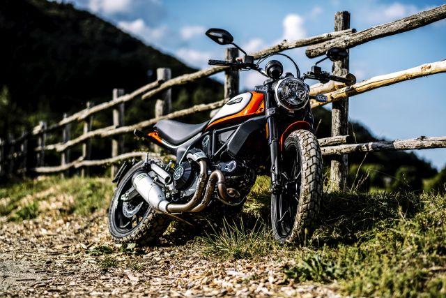 2019 Ducati Scrambler 800 unveiled