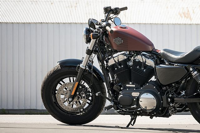 Buy A Used Company Verified Harley-Davidson In India