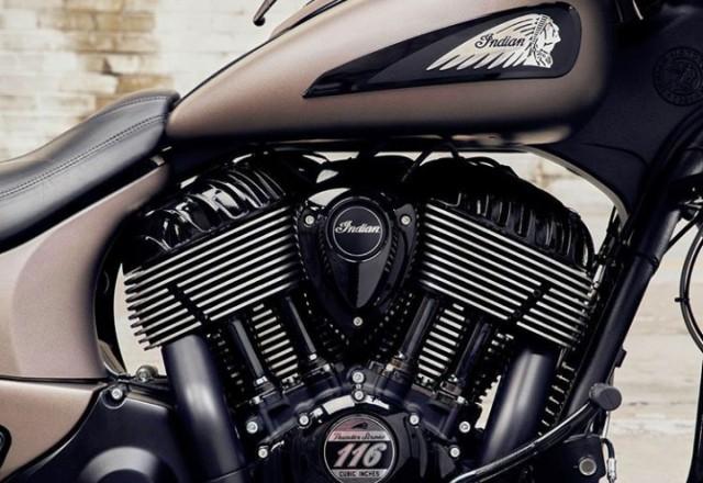 Indian Motorcycle 116 ci big bore kit